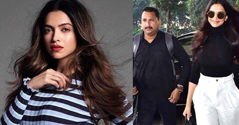 Deepika Padukone Bodygard Jalal