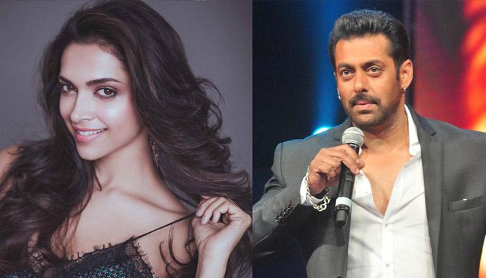 Deepika With Salman khan Refuse for Make Movie