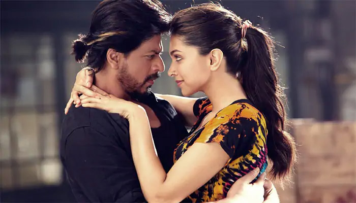 Deepika With Shahrukh khan Together in Movie