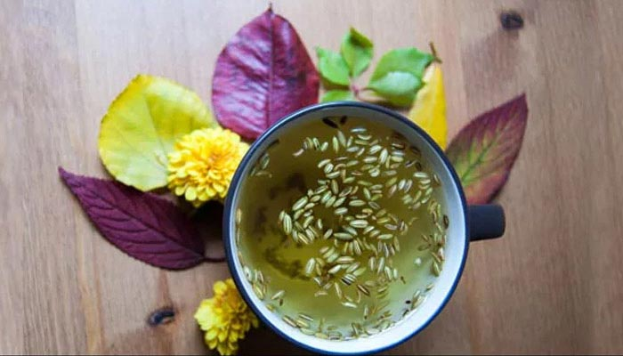 Dehydration - Fennel Tea