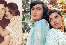 Dimple Kapadia In Bobby Movie