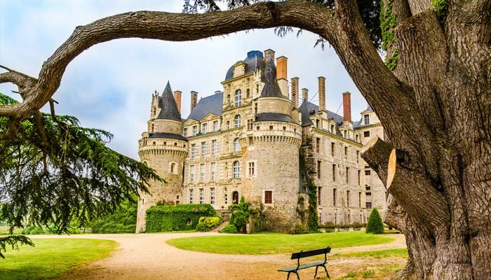 France Chateau de Brissac