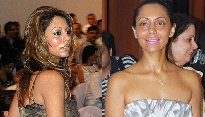 Gauri Khan Makeup Blunders