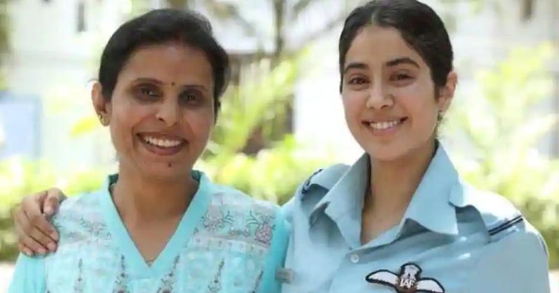 Gunjan Saxena The Kargil Girl movie will release on netflix