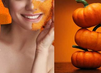 How To Make Pumpkin Face Mask At Home