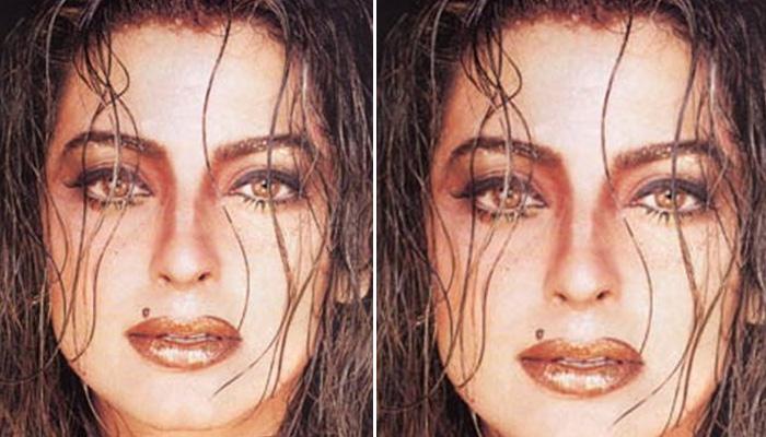 Juhi Chawla Makeup Blunders
