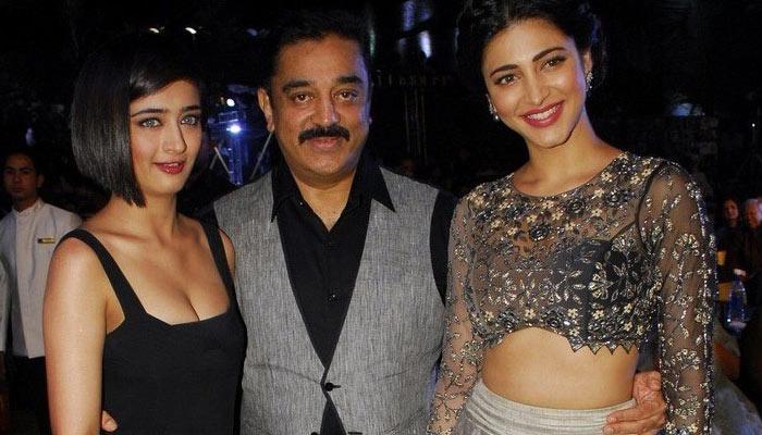 Kamal Hassan Daughter