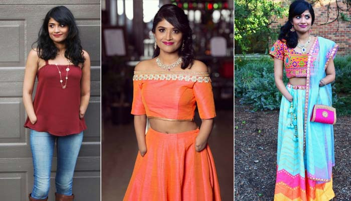 Malvika Iyer Want to Become A Dancer