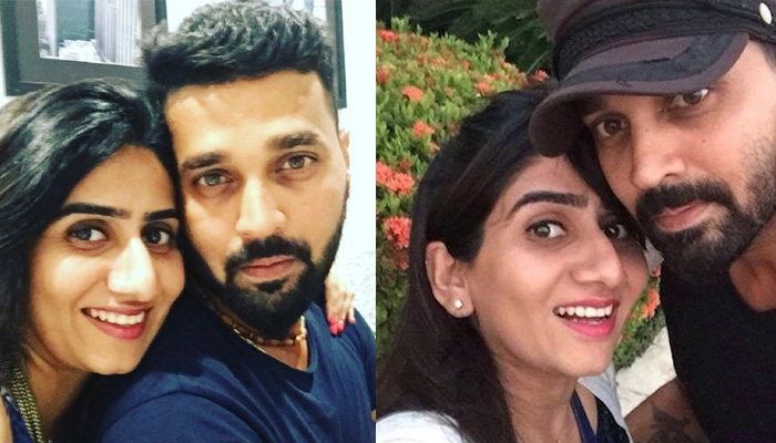 Murali Vijay Indian Cricketer Wife