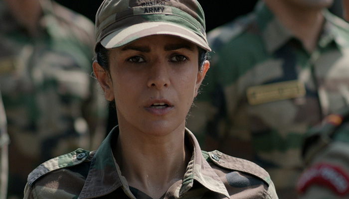Nimrat Kaur Wanted to Join the Indian Army