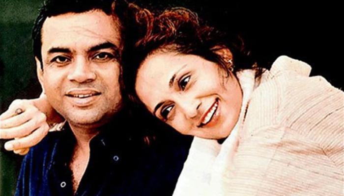 Paresh Rawal Love Story