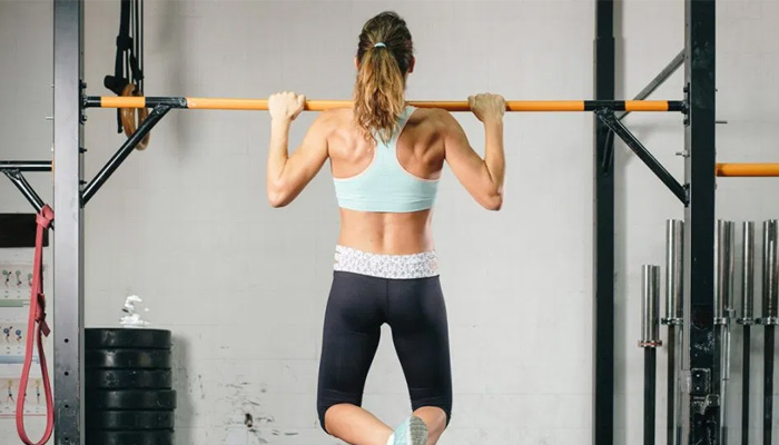 Pull-ups Exercises to Lose Arm Fat