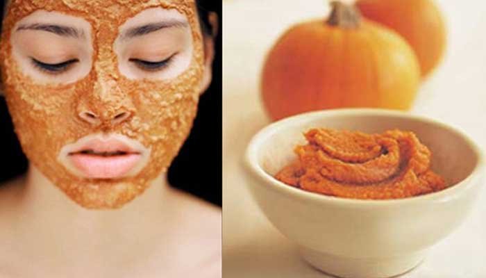 Lemon, VitaminE And Pumpkin Face Mask In Hindi