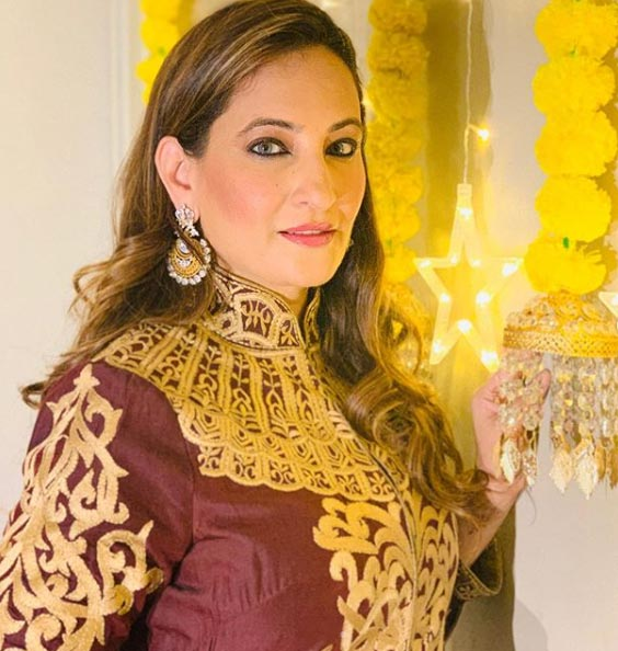 Rakhsnda Khan Successful businesswoman