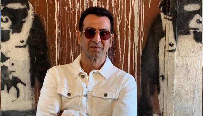 Ronit Roy Selling Things to Support 100 Families