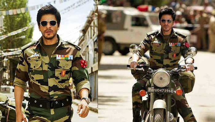 Shah Rukh Khan Wanted to Join the Indian Army