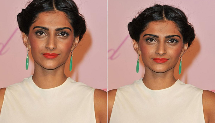 Sonam K Ahuja Makeup Blunders