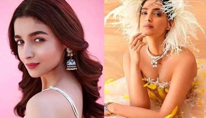 Sonam Kapoor Comment On Alia Bhatt Cloth