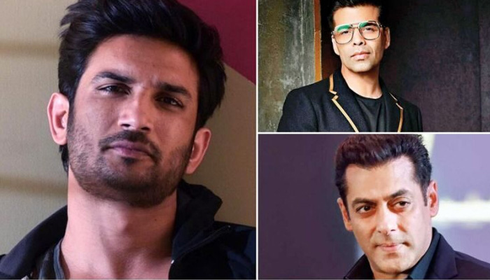 Sushant Singh Rajput Suicide Case filed against these Bollywood Celebrities.