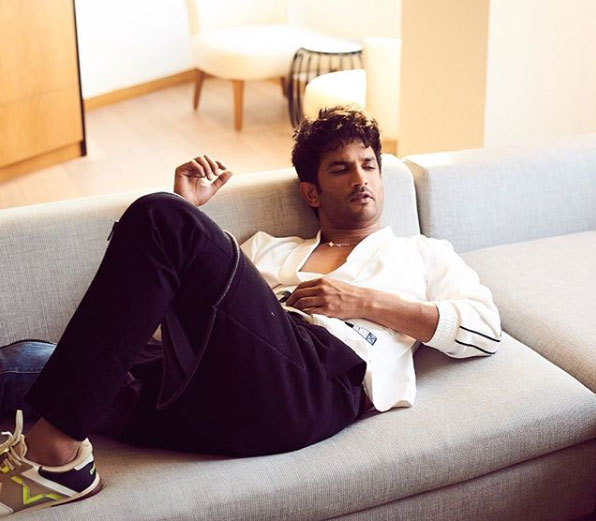 Sushant singh rajput regrets for not working in paani movie