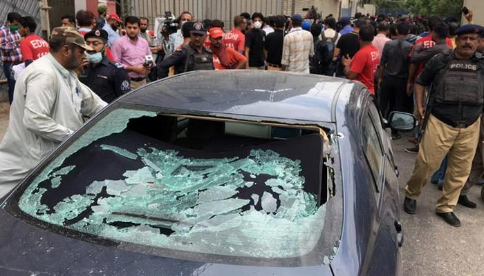 Karachi Terrorist Attack
