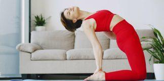 Ustrasana Yoga For Weight Loss