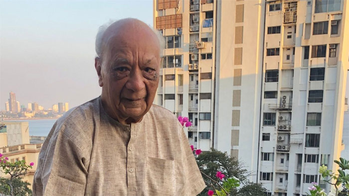 Vasant Raiji dies at 100