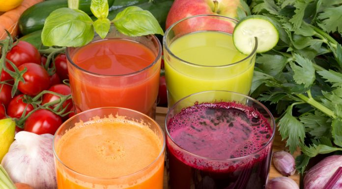 Vegetable Juices for Summer