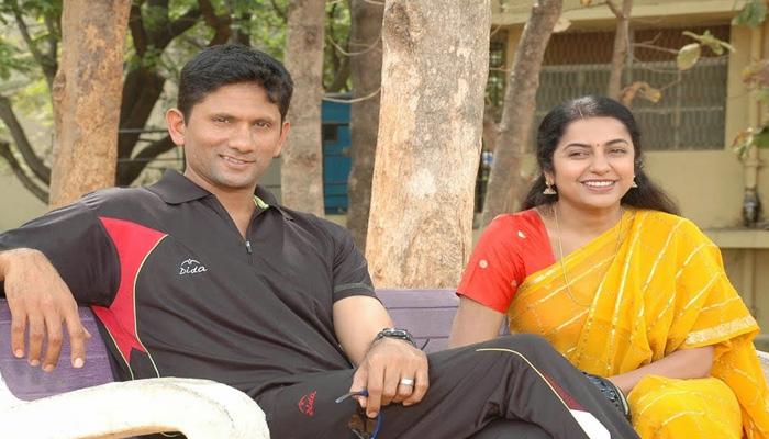 Venkatesh Prasad Indian Cricketer Wife