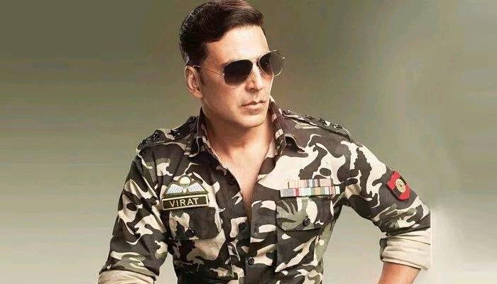 akshay kumar indian army