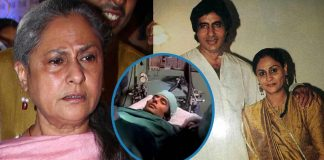 When Amitabh bachchan almost died