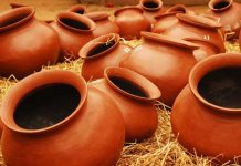 health benefits of drinking water from clay pot