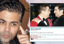 karan johar unfollow actors