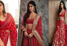 katrina kaif wedding look