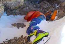 mystery of green boots on mount everest