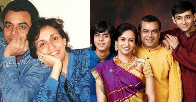 paresh rawal swaroop sampat love story