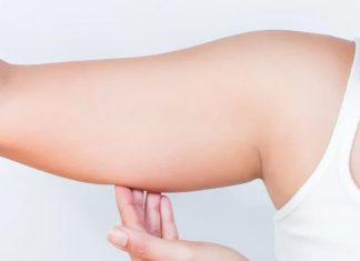 quick exercises to lose arm fat