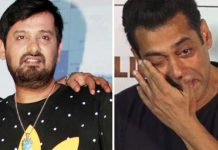 salman khan on wajid khan death