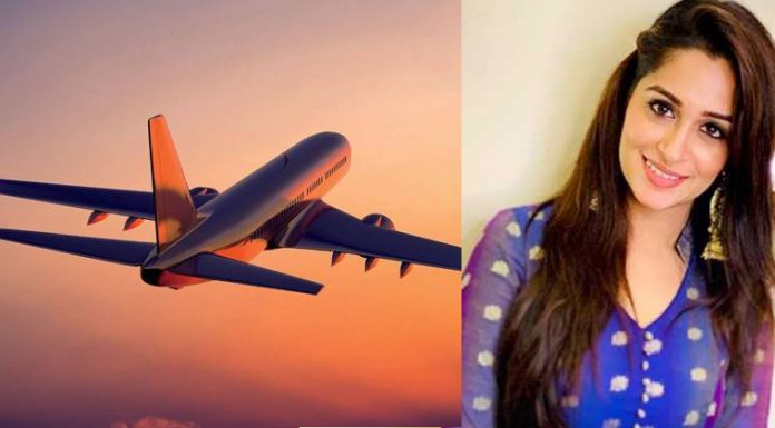 tv celebrities who work in airlines