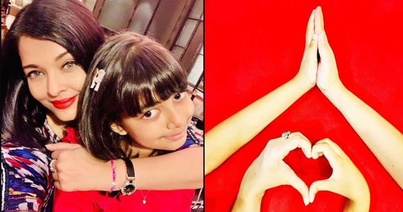 Aishwarya Rai Bachchan Post After Recovered from Coronavirus