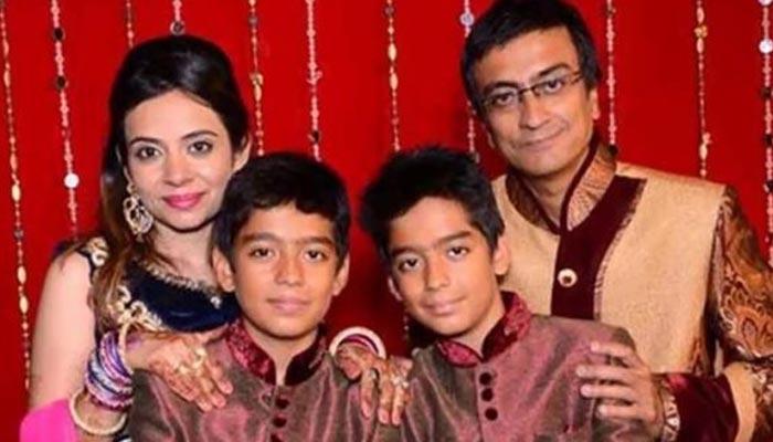 Amit Bhatt Champaklal Real Family