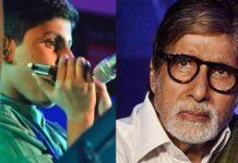 Amitabh Bachchan Appreciate Boy Playing Mouth Organ