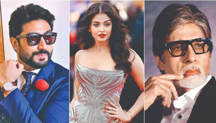 Amitabh Bachchan Family tests positive for coronavirus