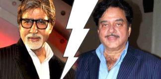 Amitabh Bachchan and Shatrughan Sinha controversy
