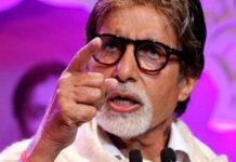 Amitabh Bachchan trolls lashes out