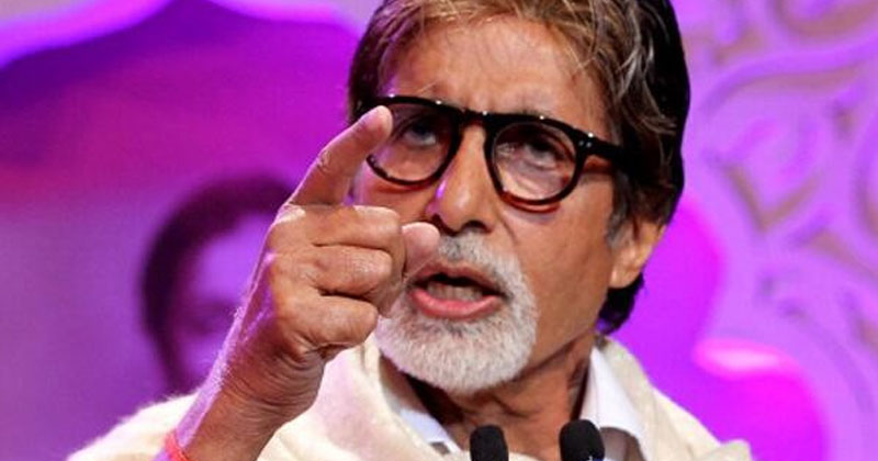 Amitabh Bachchan trolls lashes out