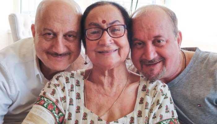 Anupam Kher Family Test Positive For Coronavirus