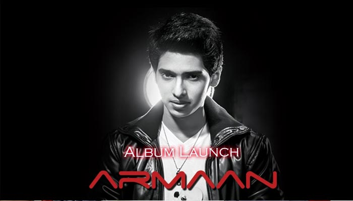 Armaan Malik first Album Launched in 2014