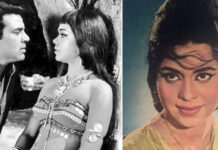 Bollywood actress Kumkum Dies at The Age of 86