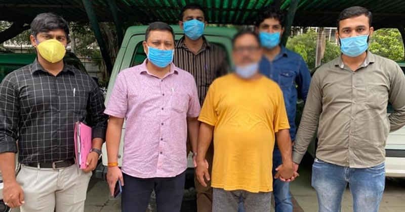 Delhi serial killer Doctor Caught By Delhi Police